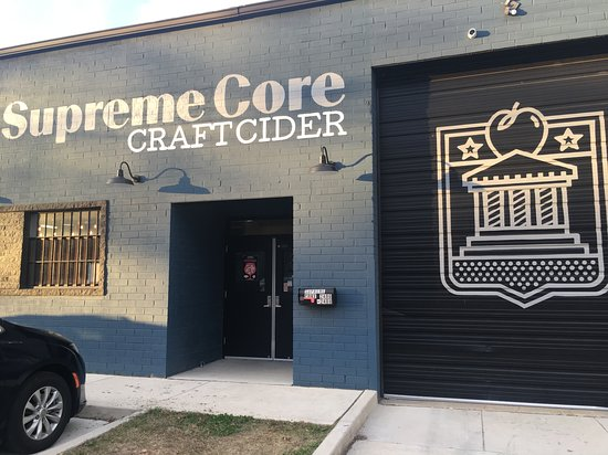 Supreme Core Cider