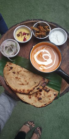 The Nerdy Indian Cafe