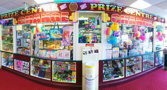 Fantastic prizes to be won