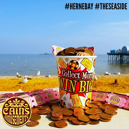 Come to the REAL seaside!