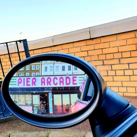 We're open 364 days of the year at Pier Arcade, Herne Bay and with parking right on the seafront, you're only a few steps away from fantastic family fun whatever the weather. See you soon!