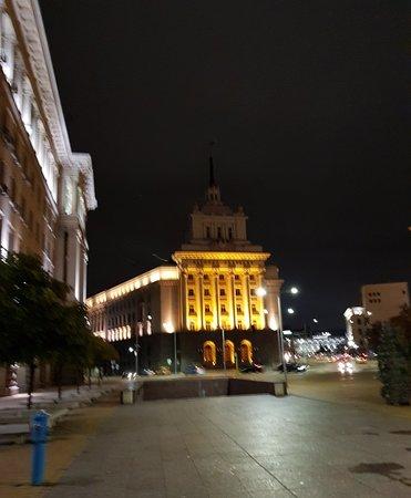 Co looking building