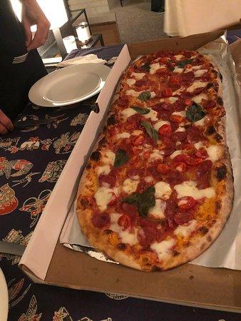 Pizza Bufarinha