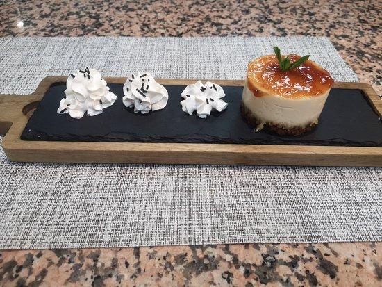 L'Alfas del Pi, Spanyolország: Tarta de queso