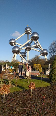 Foto de Entrada combo para Mini Europe y Atomium