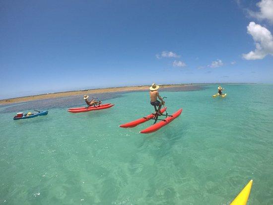 Porto do Sol - Atividades Aquaticas