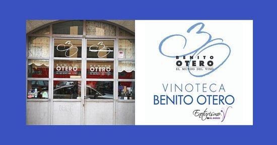 bar de vinhos Benito Otero