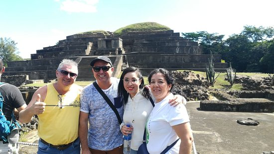 Mayan Route with our friends from Brazil