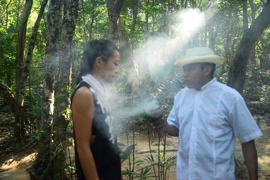 Mayan blessing