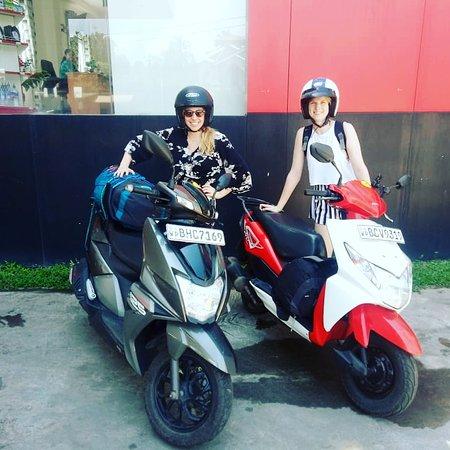 Honda Dio shanetoura176