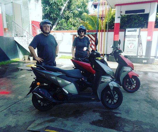 Scooter 125 cc shanetours 176