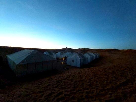 EXCELENTE MILKY WAY DESERT CAMP.MIL GRACIAS