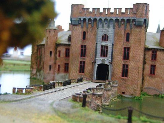 Castle miniatures exibition