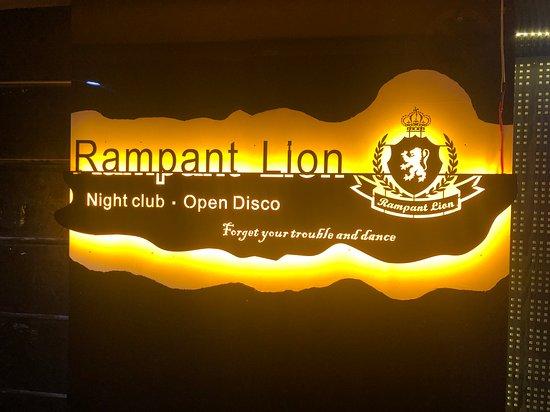 Rampant Lion Night Club, Open Disco