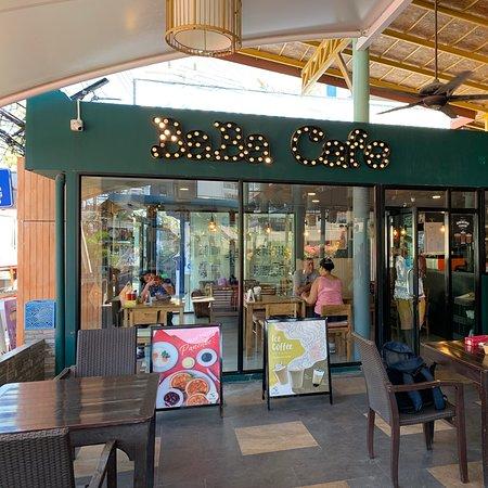 Coole kleine Kaffee Shop ☕️