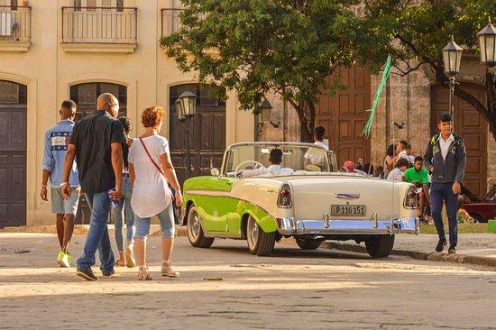 """Beautiful day to walk around Old Havana - Cuba!!!"""