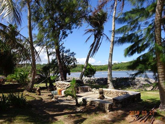 Gef Pa'go Cultural Village : グアム歴史村 イナラハン・ゲフパゴ公園