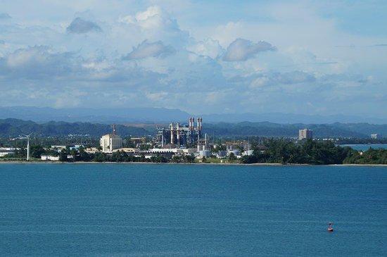 Laissez-moi vous montrer MON île! (avec visite à El Yunque) : View From Castillo San Felipe del Morro