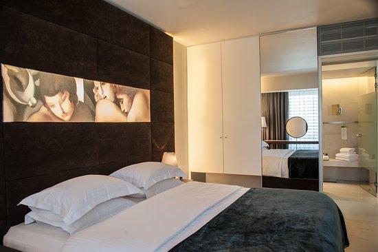 Large Balconies  - 브라질 스위트 호텔 아파트먼트, 글리파다 사진 - 트립어드바이저