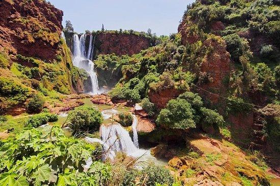 来自马拉喀什的Ouzoud Falls一日游