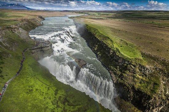 Eksprestur fra Reykjavik til Den Gyldne...