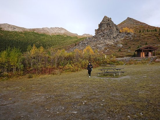 Denali National Park and Preserve, AK: Denali National Park, Savage River...