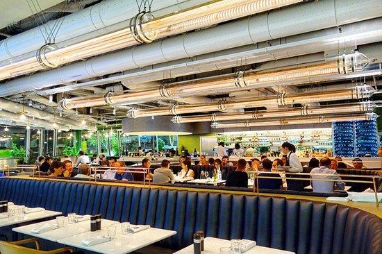 Restaurant Champeaux , salle du restaurant