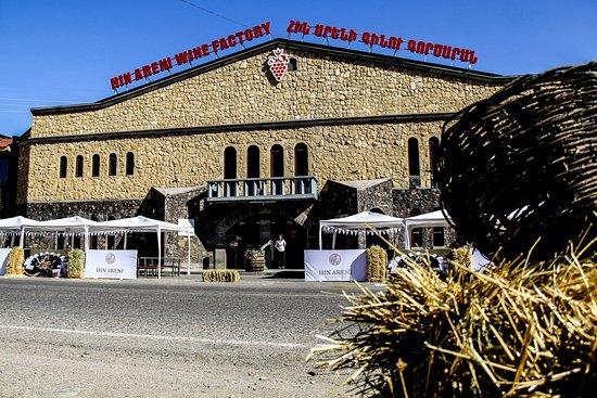 Hin Areni Wine Factory