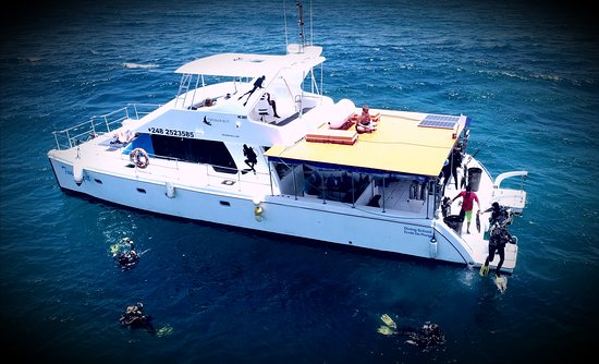 Trek Divers Seychelles