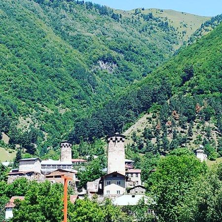 Svanetia tours