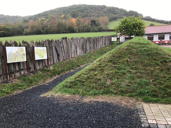 Rheinbrohl, เยอรมนี: römische Wallanlage