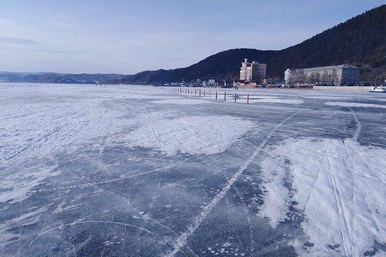 Dagstur till sjön Baikal i Listvyanka