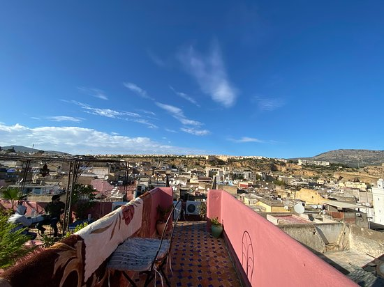 Medina view from Rooftop