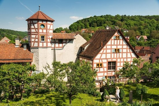 Romantic Road Day Trip from Frankfurt to Creglingen / Tauber Valley (WED/SUN)) 사진
