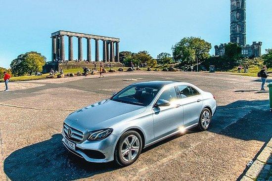 Edinburgh Private Premium Driving Tour ...