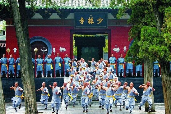 2-Day Private Trip from Nanjing with...