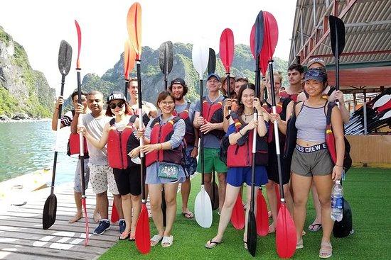 Hanoi - Halong Bay 1 day (Full day trip)