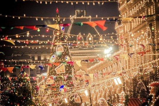 VISITE PRIVÉE: de Prague à la magnifique Vienne : Fairytale Christmas tour: From Prague to stunning Vienna Markets