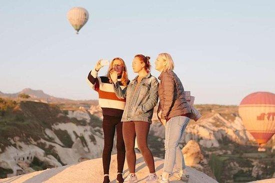 Privérondleiding door Cappadocië: Private Cappadocia Red Tour