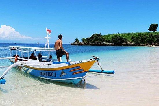 Södra Lombok Pink Beach Snorkling Tour