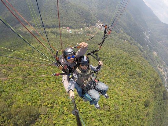 Kathmandu Paragliding