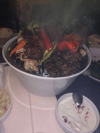 Best Lebanese restaurant in Alexandria