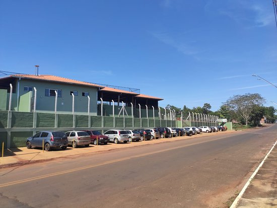 Itapui: Estacionamento