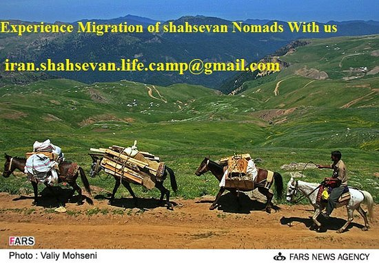 Ardabil Province, Iran: experience nomadic life with us