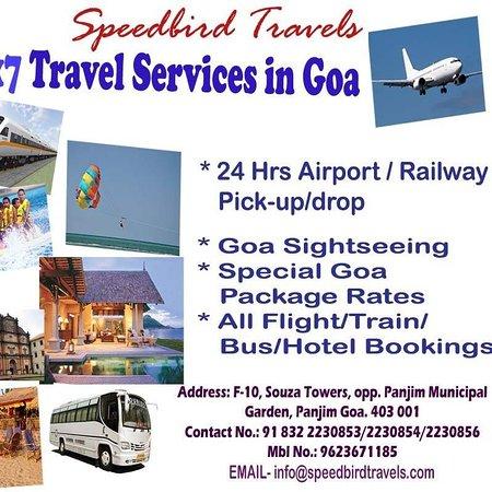Speedbird Travels Goa