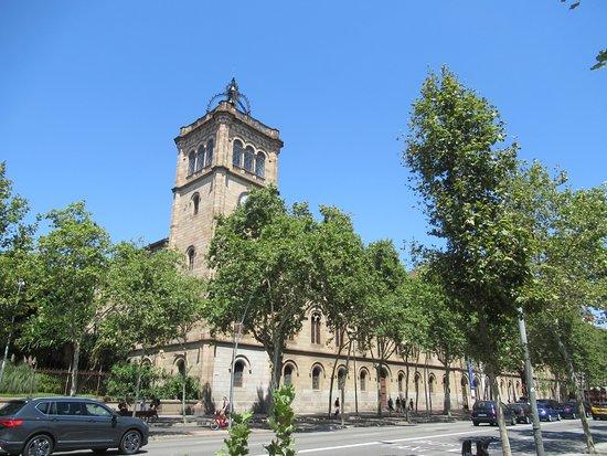 Gran Via de les Corts Catalanes: University