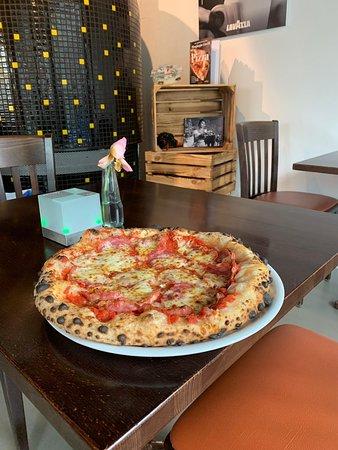 Pizza Salame Napoli