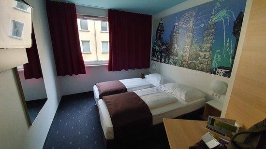B&B Hotel Nürnberg-Hbf, Hotels in Nürnberg