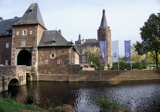 Castle Hoensbroek - exterior