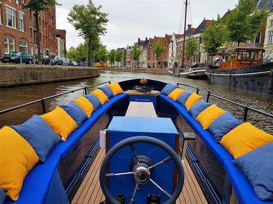 Grachtenboot Groningen